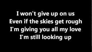 I Won't Give Up - Jason Mraz  - Canta Junto
