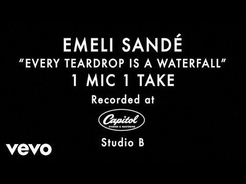 Emeli Sandé - Every Teardrop Is a Waterfall lyrics