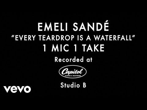 Tekst piosenki Emeli Sandé - Every Teardrop Is a Waterfall po polsku