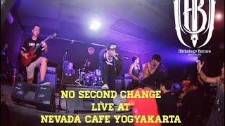 Download Lagu MITHOLOGY BORNEO - NO SECOND CHANGE LIVE at Nevada Cafe Yogyakarta Mp3