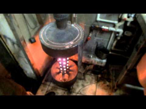 Мангал коптильня из газового баллона своими руками