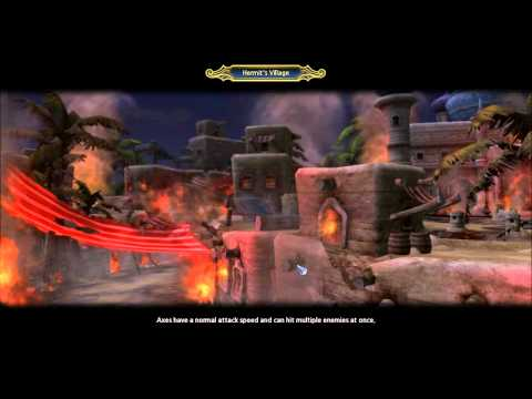 Dragon Nest [KR] - Kali - Character Creation [HD]