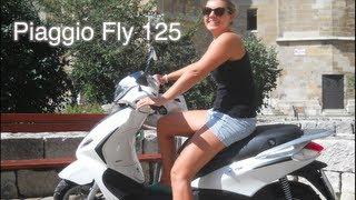 10. Piaggio FLY 125