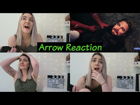 "Arrow Season 8x08 Reaction ""Crisis On Infinite Earths Hour Four"""