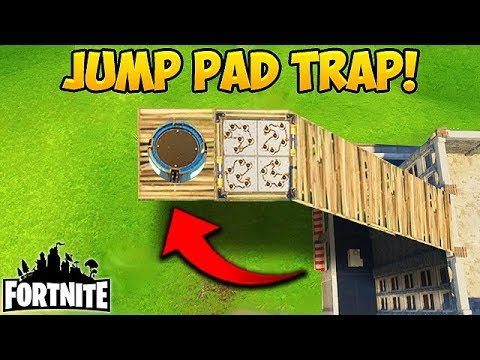 FAKE LAUNCH PAD TRAP! - Fortnite Funny Fails and WTF Moments! _139 (Daily Moments)