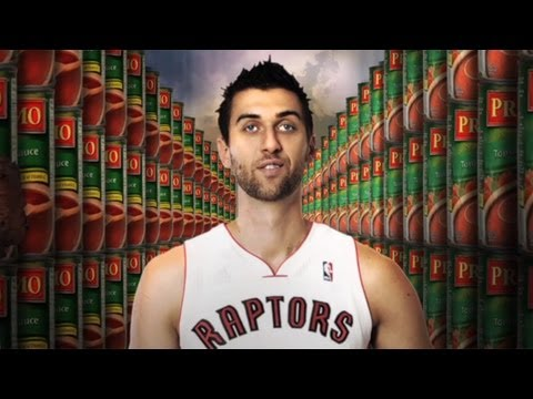 Andrea Bargnani All Star Video