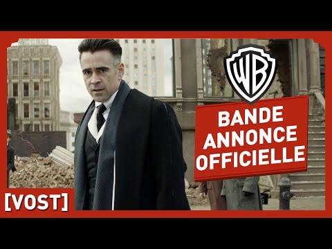 Les Animaux Fantastiques - Bande Annonce Officielle Comic-Con (VOST) - Eddie Redmayne