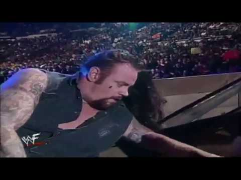 Kane burned The Undertaker Fathers Casket Raw Is War 20 April 1998