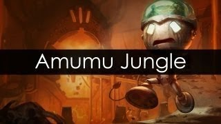 LoL: Ranked Amumu Jungle (Season 3 Jungle)
