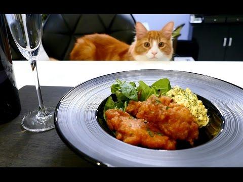 Japanese deep fried chicken チキン南蛮