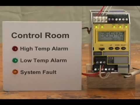 STA Safety Trip Alarm Demonstration