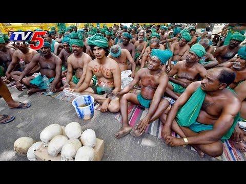 Tamil Nadu Farmers Protest Drinking Urine at Jantar-Mantar | CM Palaniswami Meets Farmers