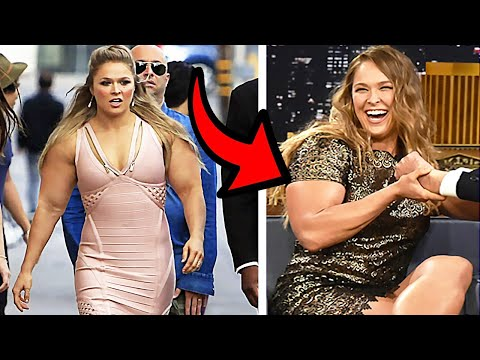 Why Is Ronda Rousey So HUGE In 2020? 10 Most Shocking WWE Body Transformations 2020!