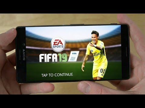 FIFA 19 Android Offline 600MB Best Graphics - Highly Compressed