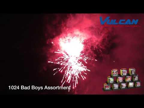 Bad Boys Assortment