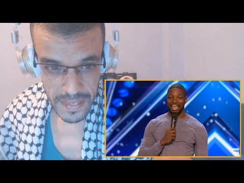 REACTION: Preacher Lawson: Standup Delivers Cool Family Comedy - America's Got Talent 2017