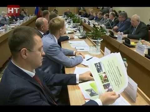 Сегодня состоялось заседание совета при губернаторе по улучшению инвестиционного климата в регионе