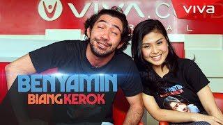 Nonton KOCAK! Reza Rahardian Jadi Benyamin di Kantor VIVA Film Subtitle Indonesia Streaming Movie Download