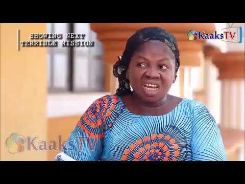 Terrible Mission Latest Yoruba Movie 2018 Showing Next on KaaksTV