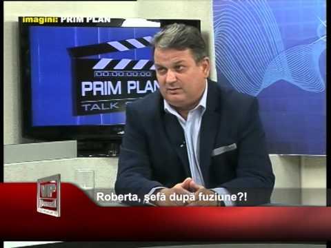 Roberta, sefa dupa fuziune