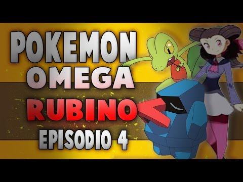 Guida Pokémon Rubino Omega Parte 4 -MN01 TAGLIO e Petra e le sue cose dure -ITA HD