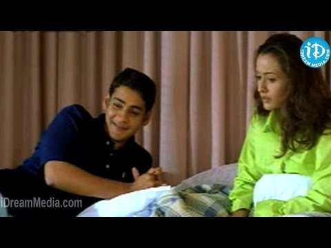 Vamshi Movie - Namrata Shirodkar, Mayuri Kango, Mahesh Babu Nice Scene