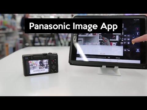 Panasonic Image App | transfer photos wireless and use smartphone as monitor