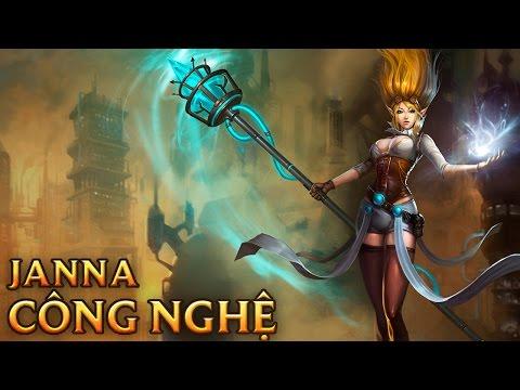 Janna Công Nghệ