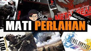 (GAMES BOX ART) / Sampul Kotak Game Sudah MATI? - Lazy Talk