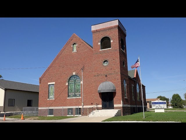 Westport  Christian  Church,  Westport,  Indiana