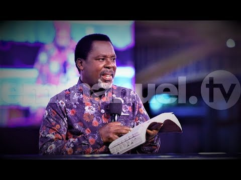"""SCOAN 21/04/19: """"FEAR CHANGES OUR FOCUS"""" by TB Joshua & Prayer For Viewers 