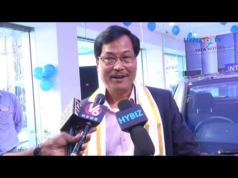 S N Barman Tata Motors Launches Zest Premio