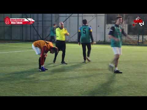 rüya takım - ANKARA GENÇLİK SPOR  Rüya Takımı-Ankara Gençlik Spor Maçın Özeti