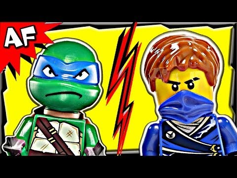 Blue Ninja Go - The Blue Ninjas battle! More Ninjago Stop Motion FILMS @ http://bit.ly/18LvtJg Buy Ninjago Lego sets @ http://amzn.to/1ia4Q5i Animated Ninjago Reviews @ http...
