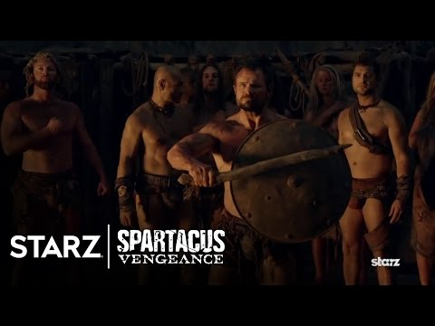 Vengeance - Fueled by vengeance, the gladiator rebellion begins. Spartacus: Vengeance premieres January 27 on STARZ. www.starz.com/spartacus.