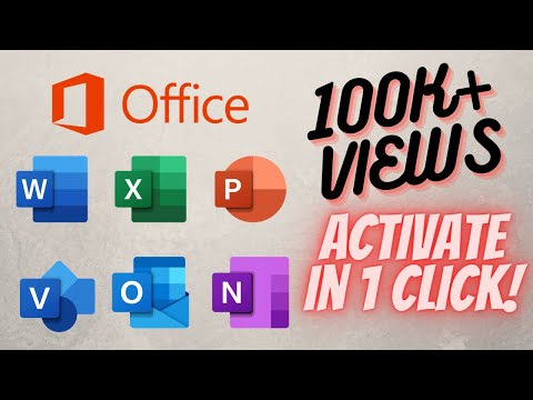 How to remove product activation failed from MS Office [Tutorial #1]