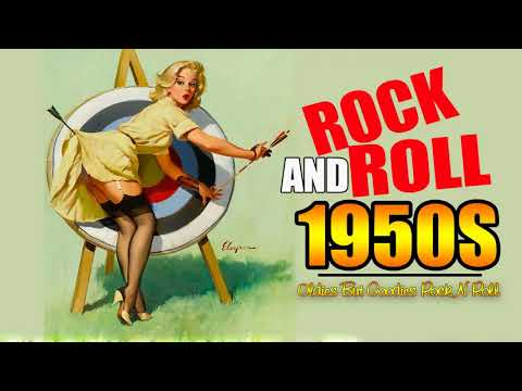 50s Rock And Roll   Best Classic Rock 'N'Roll Of 1950s   Greatest Golden Oldies Rock&Roll