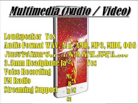 Celkon Millennia Q5K Power Specs