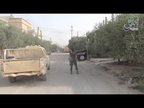 Συρία: Την πόλη Καριατάιν κατέλαβαν οι τζιχαντιστές – Δεκάδες χριστιανοί απήχθησαν
