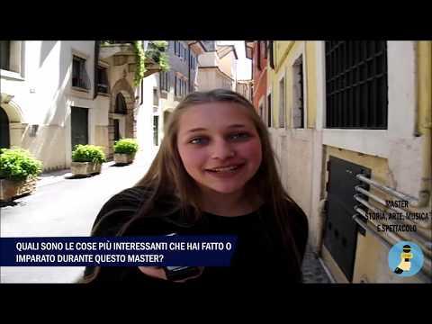 Interviste Master di orientamento 2016/2017