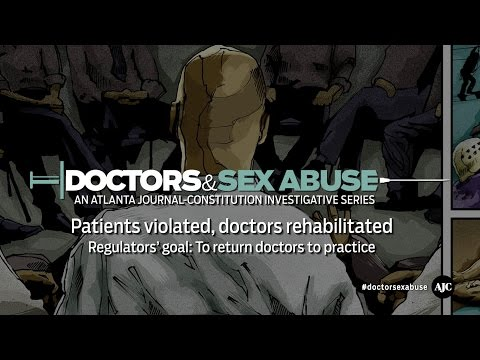 Doctor & Sex Abuse: Treatment for doctors accused of sexual misconduct