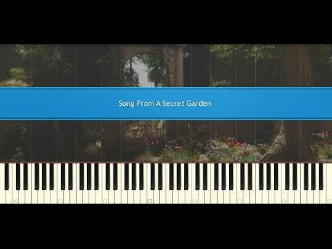 Video Song from a secret garden - Rolf Lovland (Piano Tutorial) download in MP3, 3GP, MP4, WEBM, AVI, FLV January 2017
