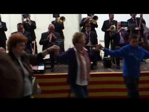 Ballada Organyà i concert amb la Cobla Ciutat de Girona 2013 7