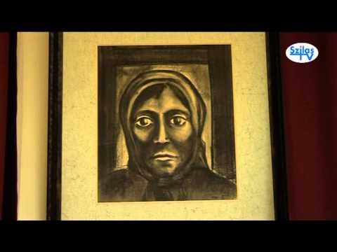 Székely Tibor kiállítása Kerepesen