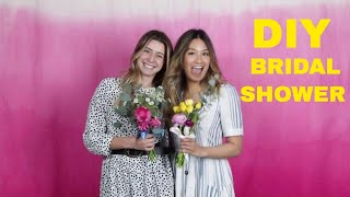 Bridal Shower Hacks For Broke A$$ Bridesmaids by Tastemade