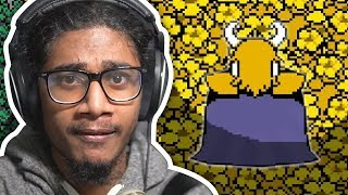 Meeting the Final Boss of Undertale... (i wasn't ready) by Tyranitar Tube