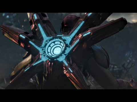 Avengers: Endgame but only Iron Man Suit-up [4K 60FPS]
