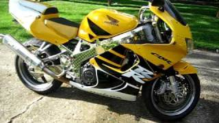 9. 1999 CBR900RR with Vances and Hines Exhaust