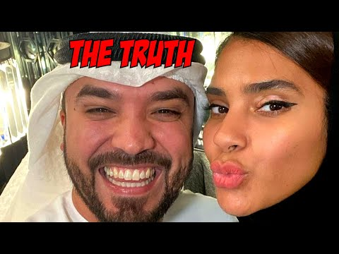 The truth about Khalid Al Ameri and his wife Salama