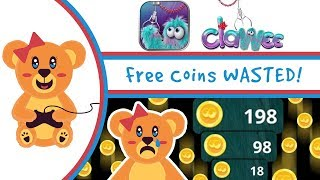 Clawee Free coins | Gamers Unite! IOS